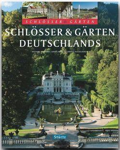 Schlösser & Gärten DEUTSCHLANDS von Hasselhorst,  Christa, Pasdzior,  Michael, Wrba,  Ernst