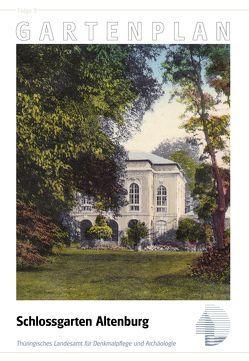 Schlossgarten Altenburg von Baumann,  Martin
