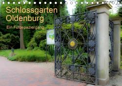 Schlossgarten Oldenburg. Ein Fotospaziergang (Tischkalender 2021 DIN A5 quer) von Renken,  Erwin