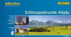 Schlossparkradrunde im Allgäu