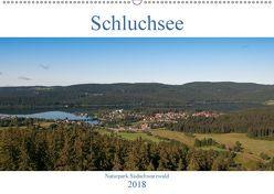 Schluchsee Naturpark Südschwarzwald (Wandkalender 2018 DIN A2 quer) von Photo4emotion.com,  k.A.