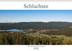 Schluchsee Naturpark Südschwarzwald (Wandkalender 2018 DIN A3 quer) von Photo4emotion.com,  k.A.