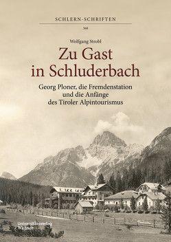 Schluderbach von Strobl,  Wolfgang