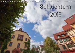 Schlüchtern 2018 (Wandkalender 2018 DIN A4 quer) von Ehmke,  E.