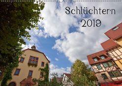 Schlüchtern 2019 (Wandkalender 2019 DIN A2 quer) von Ehmke,  E.
