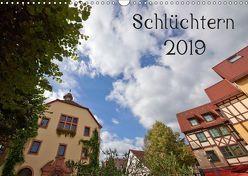 Schlüchtern 2019 (Wandkalender 2019 DIN A3 quer) von Ehmke,  E.