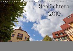 Schlüchtern 2019 (Wandkalender 2019 DIN A4 quer) von Ehmke,  E.