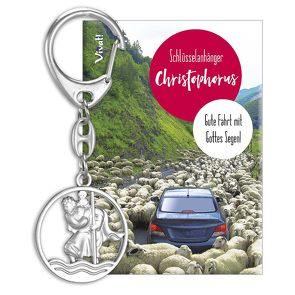 Schlüsselanhänger »Christophorus«