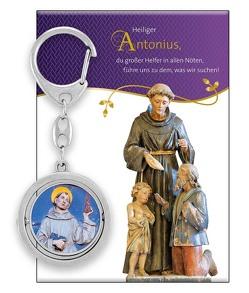 Schlüsselanhänger »Heiliger Antonius«