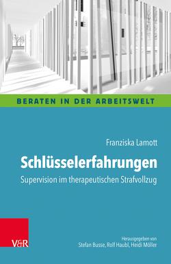 Schlüsselerfahrungen: Supervision im therapeutischen Strafvollzug von Lamott,  Franziska