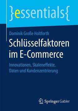 Schlüsselfaktoren im E-Commerce von Große Holtforth,  Dominik