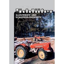 Schlüter Illustrierte und Prospekte von Hierhager,  Manfred