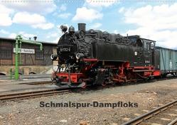 Schmalspur-Dampfloks (Posterbuch DIN A3 quer) von Bujara,  André