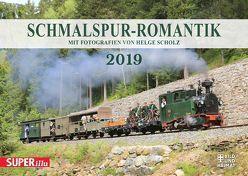 Schmalspur-Romantik 2019 von Scholz,  Helge