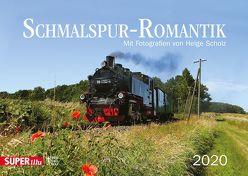 Schmalspur-Romantik 2020 von Scholz,  Helge