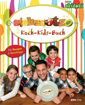 Schmatzo Koch-Kids-Buch von ORF,  Okidoki
