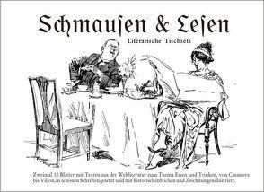 Schmausen und Lesen von Lorenzen,  Claus