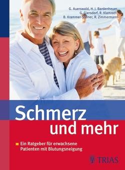 Schmerz und mehr von Auerswald,  Günter, Bardenheuer,  Hubert J., Giersdorf,  Gabriele, Klamroth,  Robert, Krammer-Steiner,  Beate