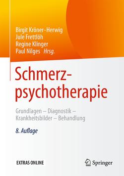Schmerzpsychotherapie von Frettlöh,  Jule, Klinger,  Regine, Kröner-Herwig,  Birgit, Nilges,  Paul