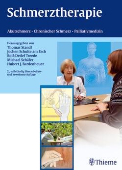 Schmerztherapie von Bardenheuer,  Hubert J., Schaefer,  Michael, Schulte am Esch,  Jochen, Standl,  Thomas, Treede,  Rolf-Detlef