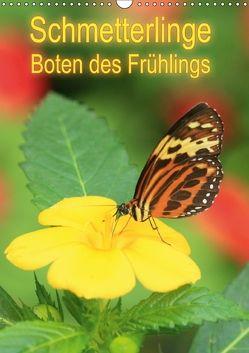 Schmetterlinge, Boten des Frühlings (Wandkalender 2018 DIN A3 hoch) von GbR,  Kunstmotivation, Wilson,  Cristina