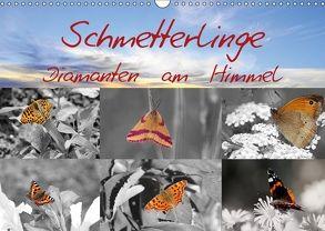 Schmetterlinge – Diamanten am Himmel (Wandkalender 2018 DIN A3 quer) von Witkowski,  Bernd