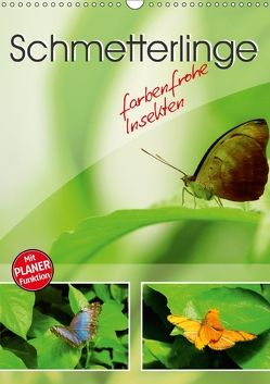 Schmetterlinge – farbenfrohe Insekten (Wandkalender 2018 DIN A3 hoch) von Mosert,  Stefan