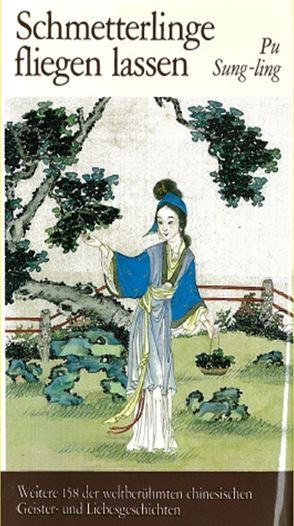 Schmetterlinge fliegen lassen von Pu,  Sung-ling, Rösel,  Gottfried