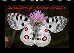Schmetterlinge – Gaukler der Lüfte (Wandkalender 2018 DIN A2 quer) von Bachmeier,  Günter