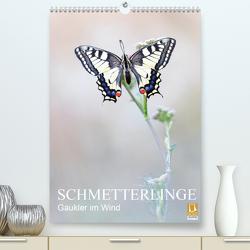 Schmetterlinge – Gaukler im Wind (Premium, hochwertiger DIN A2 Wandkalender 2020, Kunstdruck in Hochglanz) von Simon,  Anton