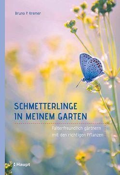 Schmetterlinge in meinem Garten von Kremer,  Bruno P.
