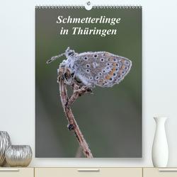 Schmetterlinge in Thüringen (Premium, hochwertiger DIN A2 Wandkalender 2021, Kunstdruck in Hochglanz) von Sprenger,  Bernd