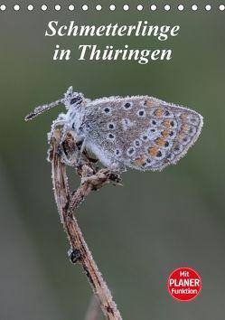 Schmetterlinge in Thüringen (Tischkalender 2018 DIN A5 hoch) von Sprenger,  Bernd