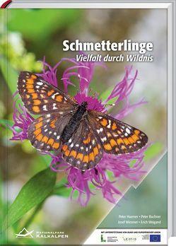 Schmetterlinge, Vielfalt durch Wildnis von Büchner,  Peter, Huemer,  Peter, Josef,  Wimmer, Weigand,  Erich