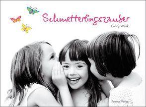 Schmetterlingszauber von Bischhoff,  Andrea, Wenk,  Conny