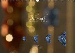 Schmuck ABSTRAKTIONEN (Wandkalender 2019 DIN A3 quer) von Fuchs,  Dieter