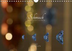 Schmuck ABSTRAKTIONEN (Wandkalender 2019 DIN A4 quer) von Fuchs,  Dieter
