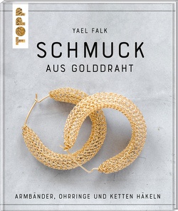 Schmuck aus Golddraht von Falk,  Yael