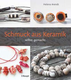 Schmuck aus Keramik von Arendt,  Helena