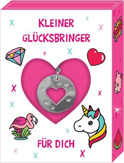Schmuckanhänger – Funny Patches – Kleiner Glücksbringer für dich von Möller,  Felix