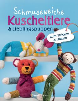Schmuseweiche Kuscheltiere & Lieblingspuppen von Verlagsgruppe Random House