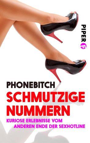 Schmutzige Nummern von Phonebitch