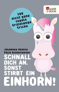 Schnall dich an, sonst stirbt ein Einhorn! von Achterwinter,  Felix, Hayers,  Johannes, Staisch,  Wolfgang