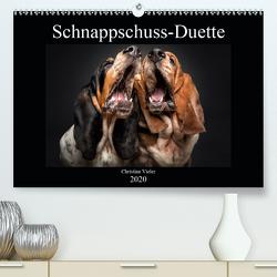 Schnappschuss-Duette (Premium, hochwertiger DIN A2 Wandkalender 2020, Kunstdruck in Hochglanz) von Photography / Christian Vieler,  Vieler