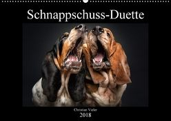 Schnappschuss-Duette (Wandkalender 2018 DIN A2 quer) von Photography / Christian Vieler,  Vieler
