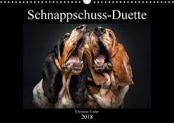 Schnappschuss-Duette (Wandkalender 2018 DIN A3 quer) von Photography / Christian Vieler,  Vieler