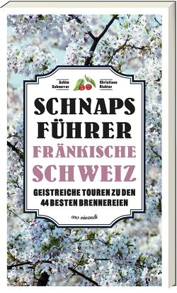 Schnaps-Führer Fränkische Schweiz von Richter,  Christiane, Schnurrer,  Achim