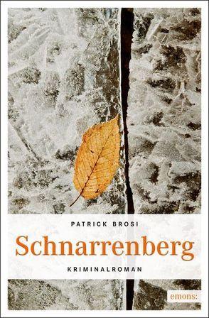 Schnarrenberg von Brosi,  Patrick