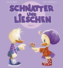 Schnatter und Lieschen – Lieschen feiert Namenstag (Inkl. CD) von Essmann,  Ulli, Oedekoven,  Peter, Raab,  Claudia, Rarebell,  Herman, Wellnowski,  Thomas