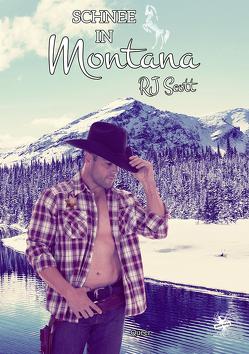 Schnee in Montana von Scott,  RJ